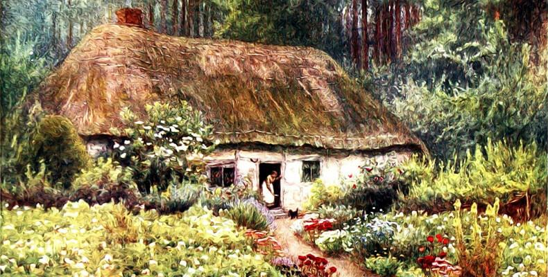 ogród wiejski - jak go stworzyć?