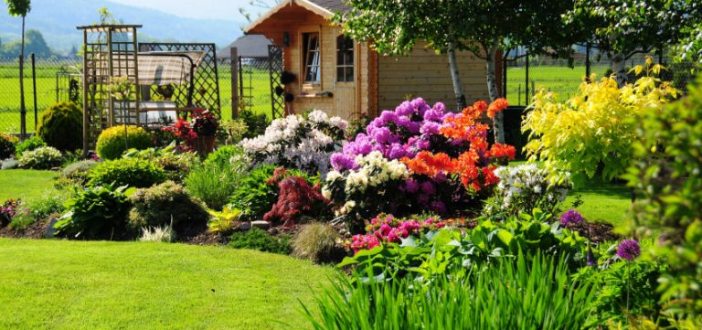Planowanie prac w ogrodzie