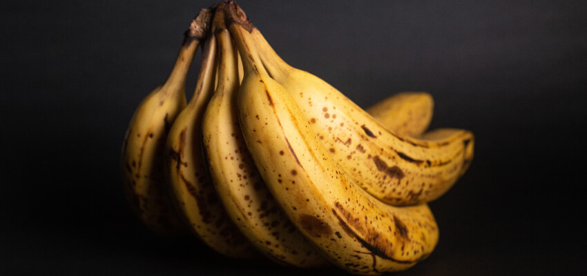 Nawóz ze skórek banana