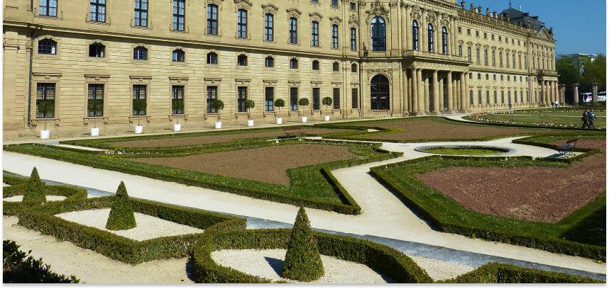 Jak ciąć bukszpan - ogród francuski