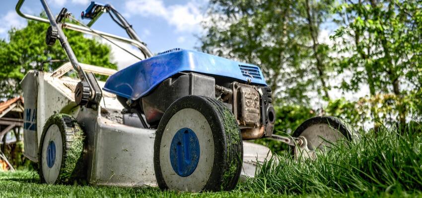 Kosiarka - urządzenie przydatne do ogrodu